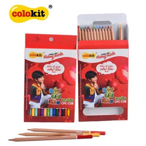 Bút chì 16 màu Colokit CPC-C08 - Ảnh 1