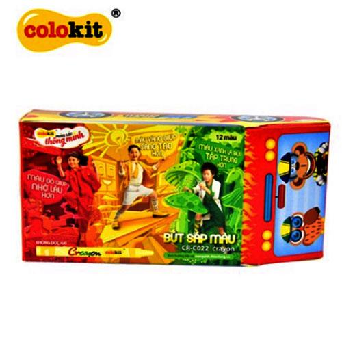 Sáp màu Colokit CR-C021