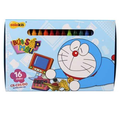 Sáp màu Colokit Doraemon CR-C05/DO - Ảnh 3