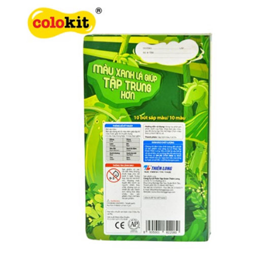 Sáp màu Colokit CR-C07 - Ảnh 2