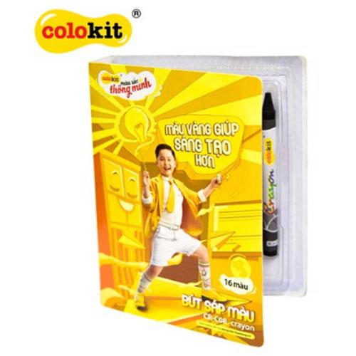 Sáp màu Colokit CR-C08 NEW - Ảnh 2