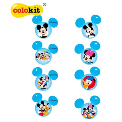 Bút sáp màu Colokit Disney Mickey CR-C028/MI - Ảnh 3