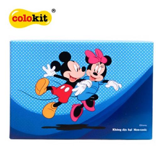 Bút sáp màu Colokit Disney Mickey CR-C028/MI - Ảnh 1