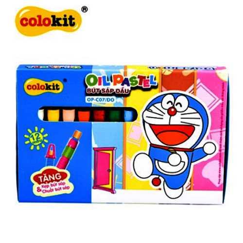 Sáp dầu Colokit Doraemon OP-C07/DO - Ảnh 2
