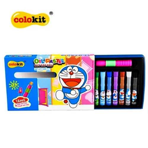 Sáp dầu Colokit Doraemon OP-C07/DO - Ảnh 1