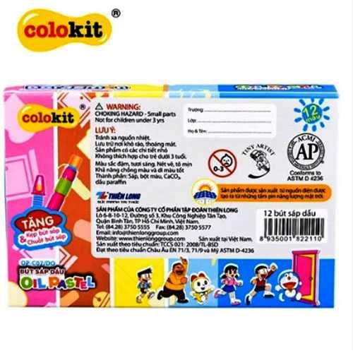 Sáp dầu Colokit Doraemon OP-C07/DO - Ảnh 3