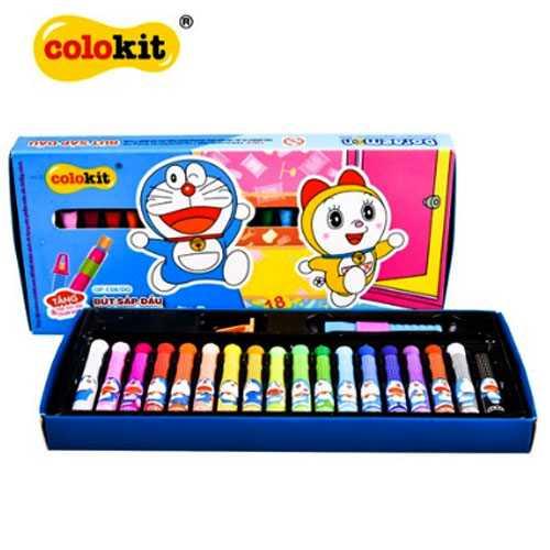 Sáp dầu Colokit Doraemon OP-C08/DO