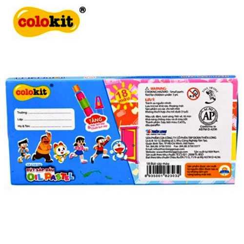 Sáp dầu Colokit Doraemon OP-C08/DO - Ảnh 3