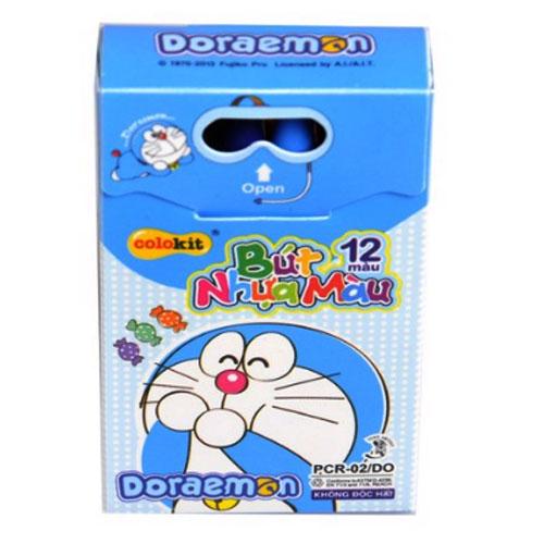Bút nhựa màu Colokit Doraemon PCR-02/DO - Ảnh 2