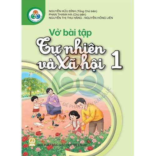 Vở Bài Tập Tự Nhiên Và Xã Hội Lớp 1 - Bộ Cùng Học