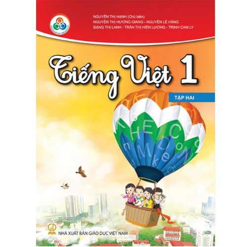 Tiếng Việt 1 - Tập 2 - Bộ Cùng Học
