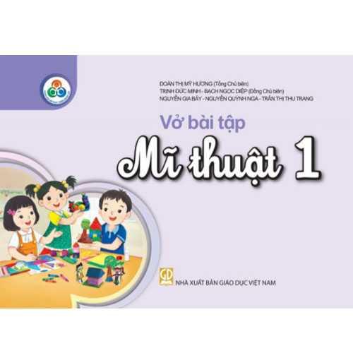 Vở Bài Tập Mĩ Thuật 1 - Bộ Cùng Học