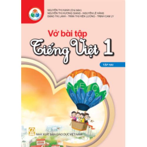 Vở bài tập Tiếng Việt 1 - Tập 2 - Bộ Cùng Học