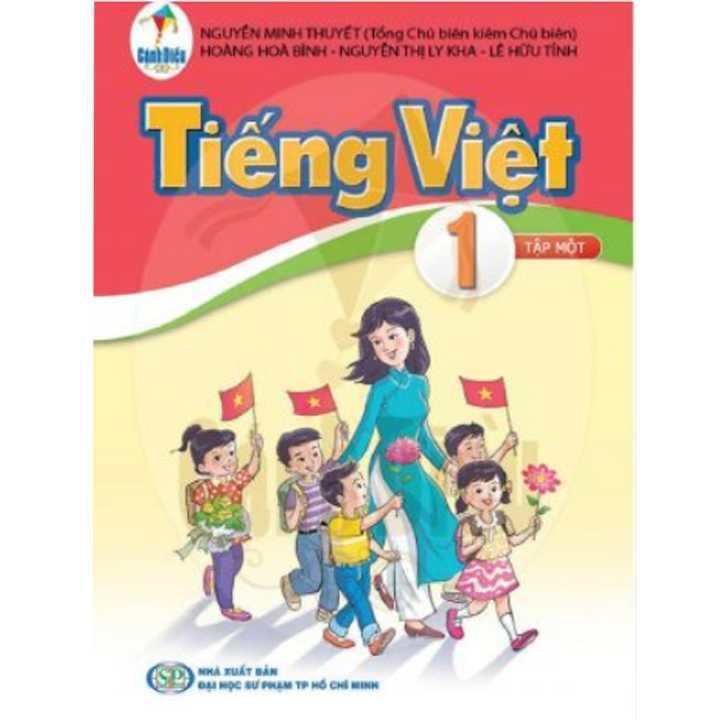Vở Bài Tập Tiếng Việt 1 - Tập 1 - Bộ Cánh Diều