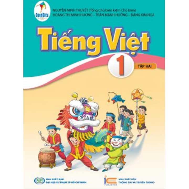 Tiếng Việt 1 - Tập 2 - Cánh Diều