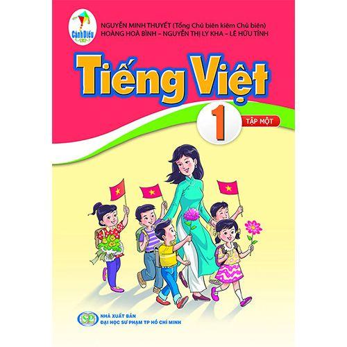 Tiếng Việt 1 - Tập 1 (Bộ Sách Cánh Diều)