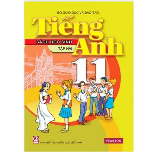 Tiếng Anh Lớp 11 - Sách Học Sinh - Tập 2 (Kèm CD)