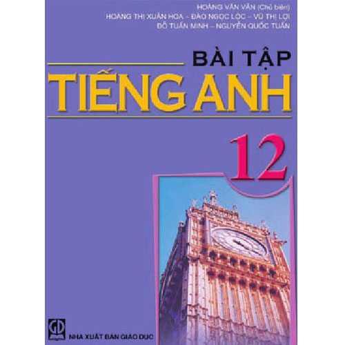 Bài Tập Tiếng Anh Lớp 12