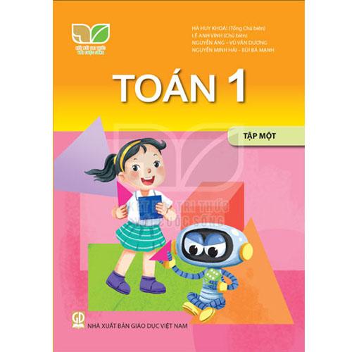 Sách Giáo Khoa Toán lớp 1 tập 1 - Kết nối Tri thức với cuộc sống
