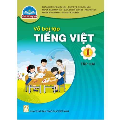 Vở Bài Tập Tiếng Việt 1 - Tập 2 (Bộ Sách Chân Trời Sáng Tạo)