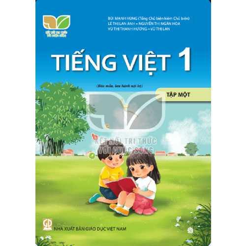 Tiếng Việt 1 - Tập 1 - Bộ Kết Nối