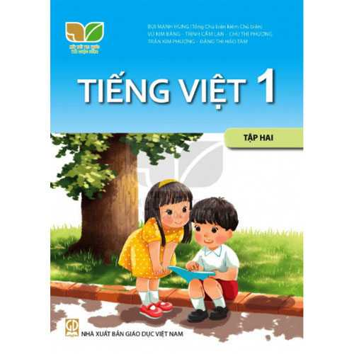 Tiếng Việt 1 - Tập 2 - Bộ Kết Nối