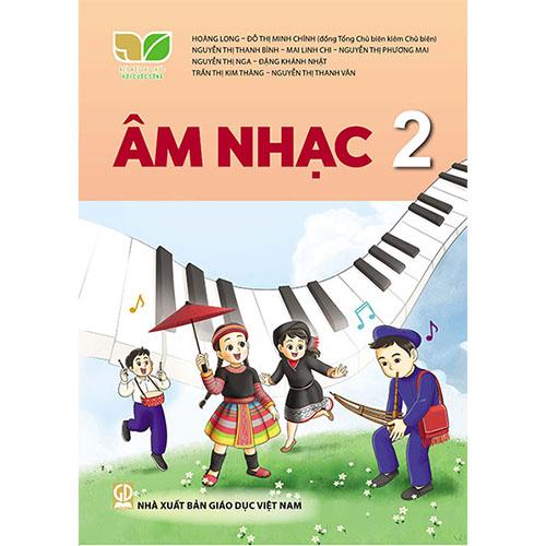 Âm Nhạc 2 - Bộ Sách Kết Nối Tri Thức Với Cuộc Sống