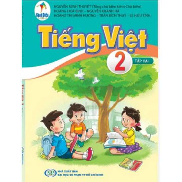 Tiếng Việt Lớp 2 - Tập 2 - Bộ Cánh Diều