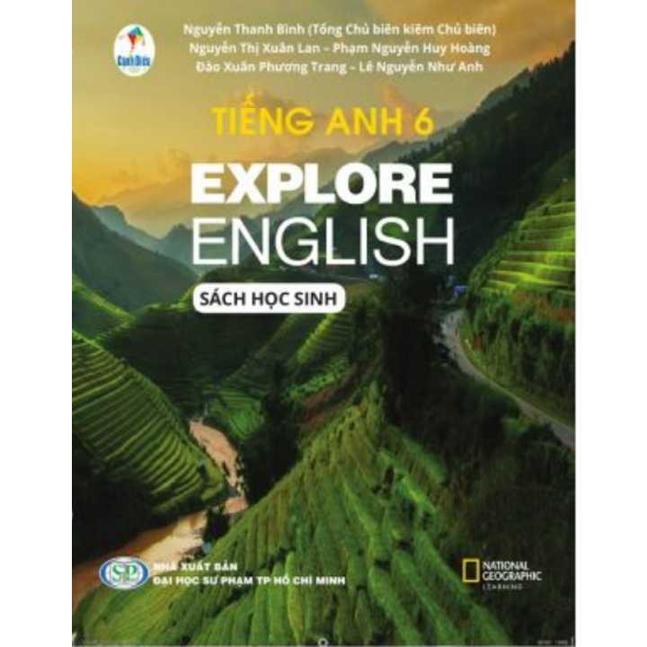 Tiếng Anh 6 - Bộ Cánh Diều