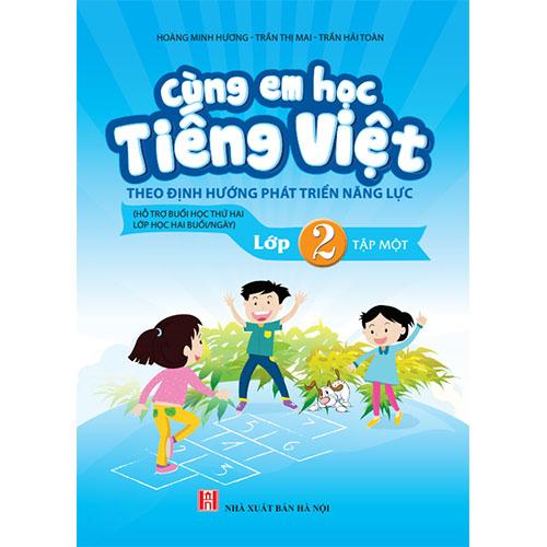Cùng Em Học Tiếng Việt Lớp 2 - Tập 1