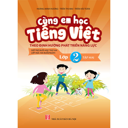 Cùng Em Học Tiếng Việt Lớp 2 - Tập 2