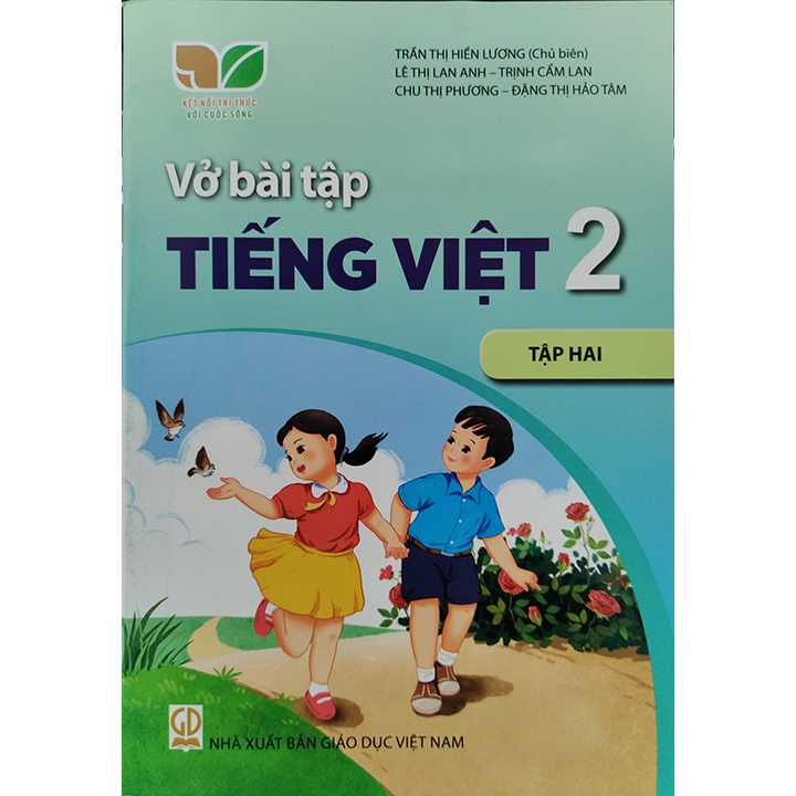 Vở Bài Tập Tiếng Việt - Lớp 2 - Tập 2 - Bộ Kết nối