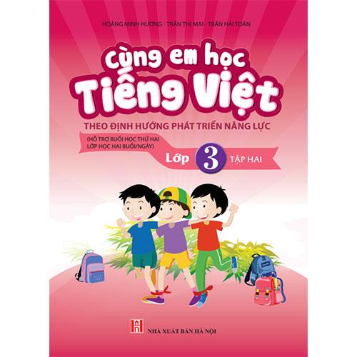 Cùng Em Học Tiếng Việt Lớp 3 - Tập 2