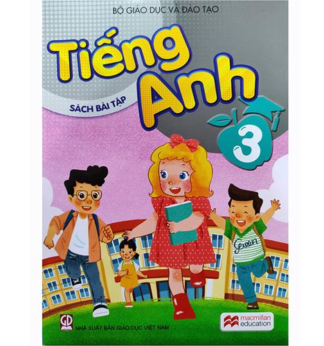 Tiếng Anh Lớp 3 - Sách Học Sinh - Tập 2 (Kèm CD)