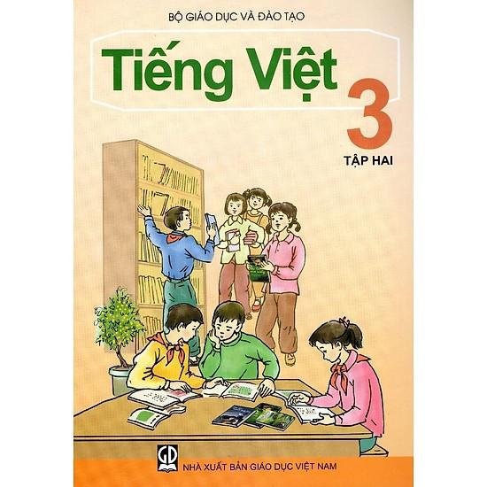 Tiếng Việt Lớp 3 - Tập 2
