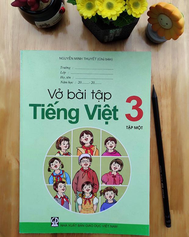Vở Bài Tập Tiếng Việt Lớp 3 - Tập 1 - Ảnh 3