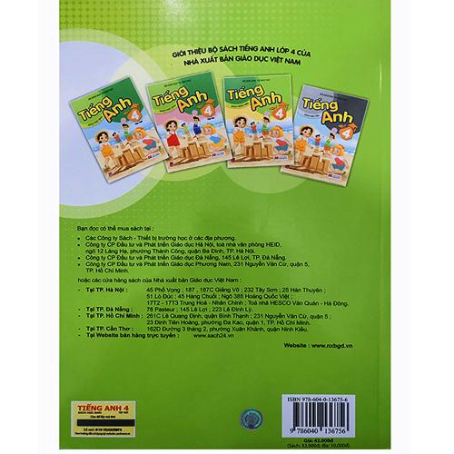 Tiếng Anh Lớp 4 - Sách Học Sinh - Tập 1 (Kèm CD) - Ảnh 4