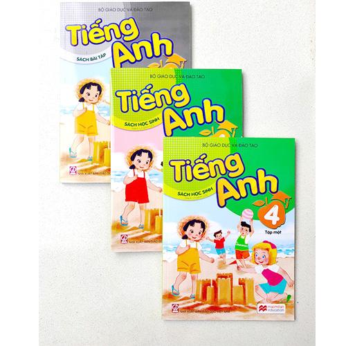 Tiếng Anh Lớp 4 - Sách Học Sinh - Tập 1 (Kèm CD) - Ảnh 3