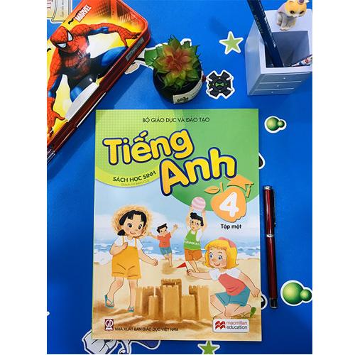 Tiếng Anh Lớp 4 - Sách Học Sinh - Tập 1 (Kèm CD) - Ảnh 2