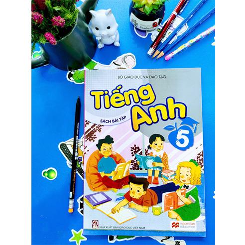 Tiếng Anh Lớp 5 - Sách Bài Tập - Ảnh 3