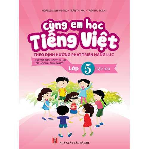Cùng Em Học Tiếng Việt Lớp 5 -Tập 2