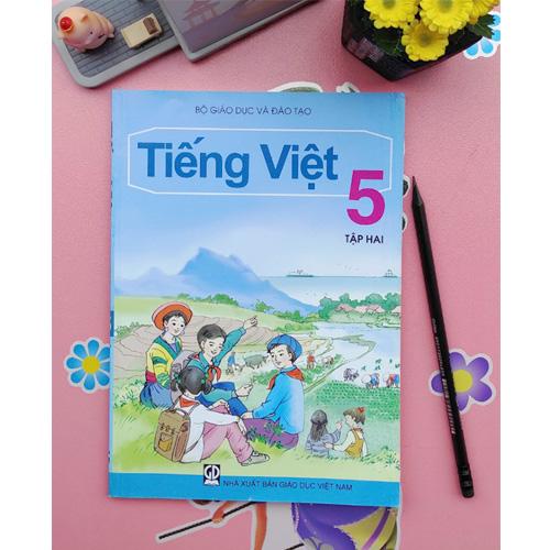 Tiếng Việt Lớp 5 - Tập 2 - Ảnh 3