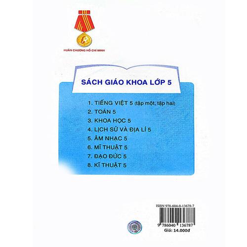 Tiếng Việt Lớp 5 - Tập 2 - Ảnh 4