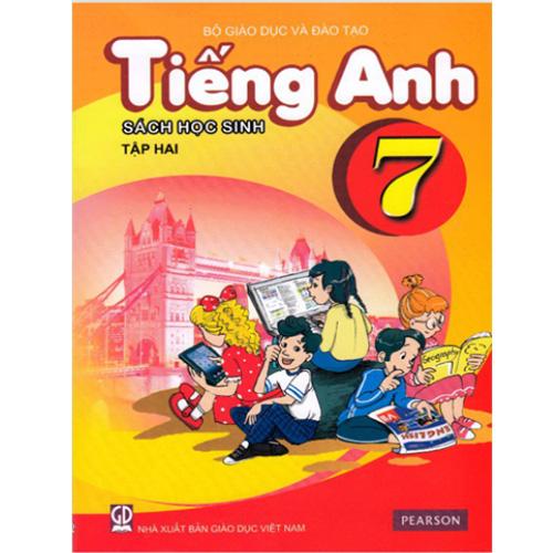 Tiếng Anh Lớp 7 - Sách Học Sinh - Tập 2 (Kèm CD)