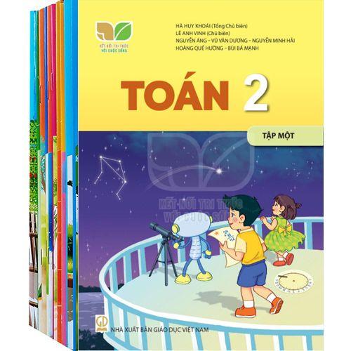 Bộ Sách Giáo Khoa Lớp 2 - Kết Nối - Năm 2021-2022 (21 Cuốn) - Ảnh 1