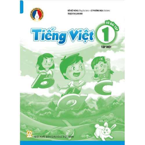 Vở bài tập Tiếng Việt 1, T1 (Vì sự bình đẳng và dân chủ trong giáo dục)