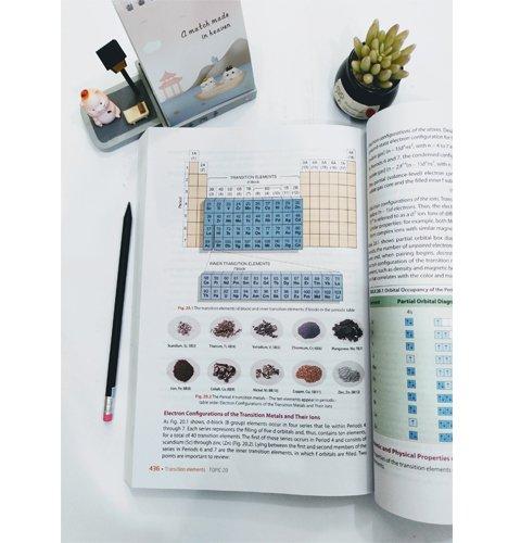Dạy Học Một Số Chủ Đề Hóa Học Bằng Tiếng Anh - Ảnh 3