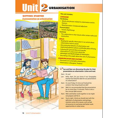 Sách Giáo Viên Tiếng Anh 12 Tập 1 - Ảnh 4