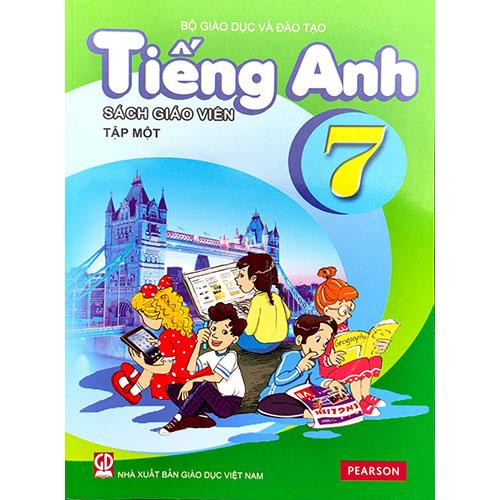 Sách Giáo Viên Tiếng Anh Lớp 7 Tập 1