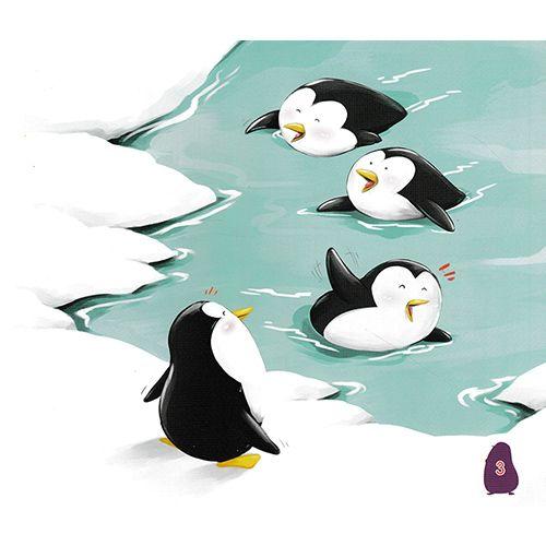 Amazing Animals - Những Loài Vật Đáng Kinh Ngạc! - Chim Cánh Cụt - Những Cư Dân Địa Cực Ngộ Ngĩnh - Ảnh 5